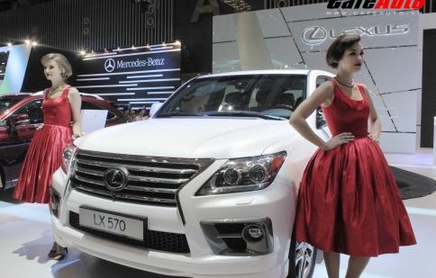 Tháng 10 lượng xe nhập khẩu ước đạt 3.000 chiếc