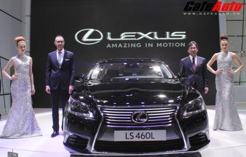 VMS 2013: Lexus mang gì đến Vietnam Motor Show?