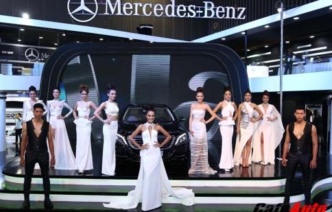 """VMS 2013: Mercedes-Benz """"hoàn thành sứ mệnh"""""""