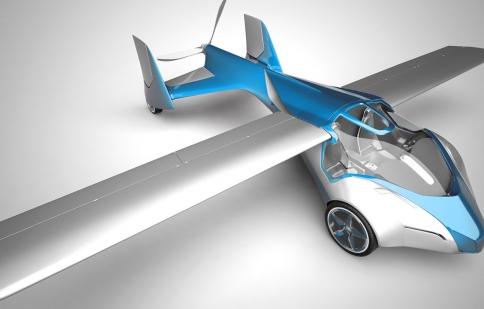 Chiêm ngưỡng clip thực tế xe hơi bay ấn tượng nhất thế giới