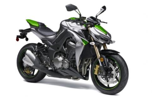 EICMA 2013: Siêu phẩm Kawasaki Z1000 2014 lộ diện