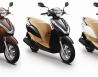 Honda LEAD có thêm 3 màu mới