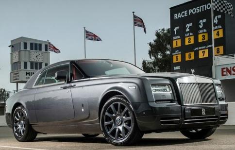 Rolls-Royce giới thiệu phiên bản Bespoke Phantom Chicane Coupe