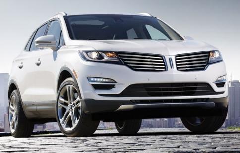 Lincoln MKC 2015 lộ hình ảnh và thông số kỹ thuật