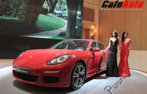 Mừng sinh nhật Porsche tăng hạn bảo hành