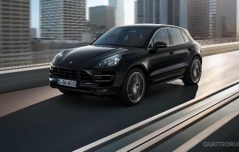 Đã có hình ảnh chính thức của Porsche Macan