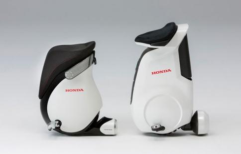 Honda giới thiệu phương tiện di chuyển cá nhân mới