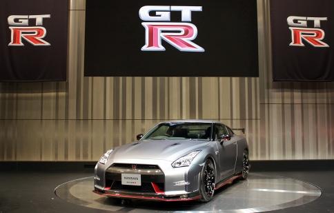 Tokyo Motor Show 2013: Nissan GT-R Nismo 2015 ra mắt tại triển lãm