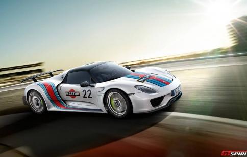Porsche 918 Spyder mạnh mẽ hơn với gói phụ kiện Weissach Package