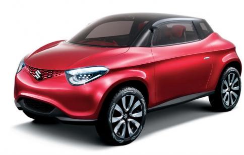 Suzuki ra mắt 5 mẫu Concepts mới tại Tokyo Motor Show