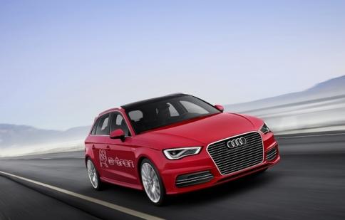 Audi A3 hybrid ra mắt vào năm 2015