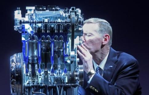 Động cơ EcoBoost đoạt giải thưởng SMMT