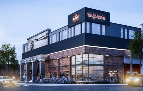 Harley-Davidson mở showrom đầu tiên tại Việt Nam