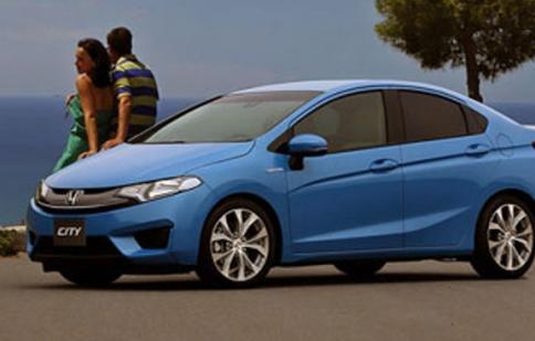 Honda sắp ra mắt City 2014