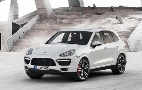 Porsche ưu đãi phụ kiện cho khách hàng mua Cayenne