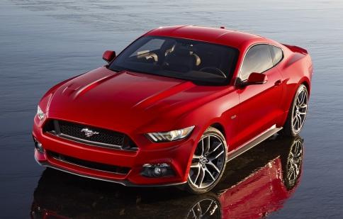 Ford Mustang 2015 lộ diện hình ảnh chính thức