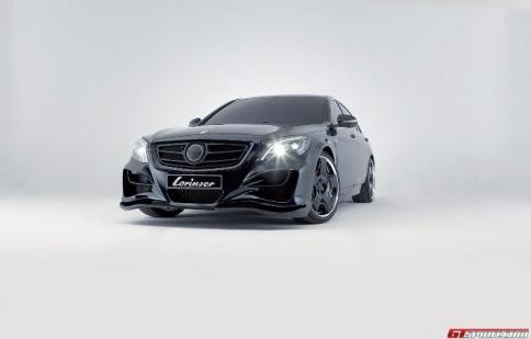 Mercedes-Benz S500 mềm mại hơn qua tay Lorinser