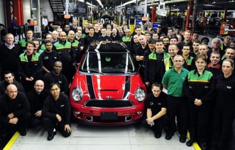 Mini sản xuất mẫu Hatch cuối cùng trước khi ra xe mới