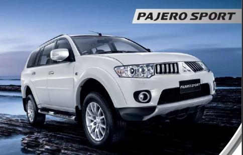 Mitsubishi giảm giá Pajero Sport gần 60 triệu đồng