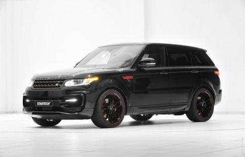Startech Range Rover Sport ra mắt tại Essen 2013