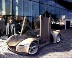 Canada giới thiệu mẫu xe siêu nhẹ ở Montreal