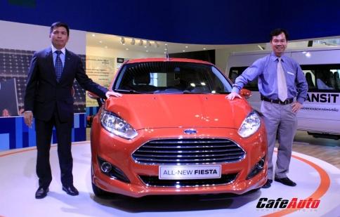 Ford Việt Nam tăng 40% trong tháng 11