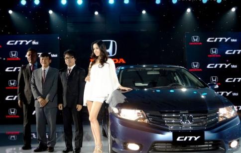 Honda City tăng giá 10 triệu đồng