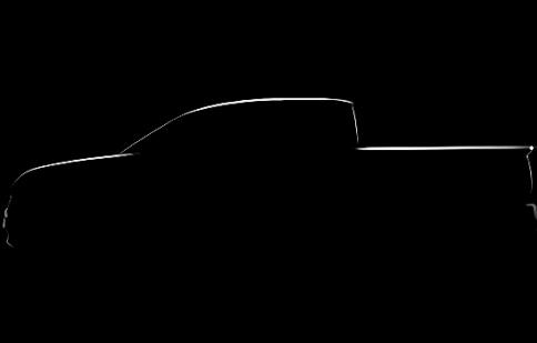 Honda Ridgeline sẽ ra mắt thế hệ mới