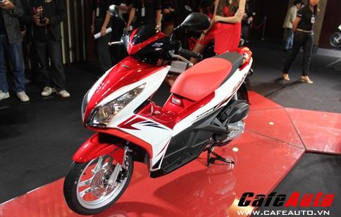 Honda Air Blade khởi động chương trình khuyến mãi mới