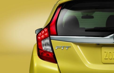 Honda Fit 2015 sẽ ra mắt tại Detroit