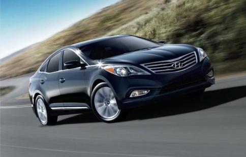 Hyundai Azera 2014 giảm giá 1.250 USD