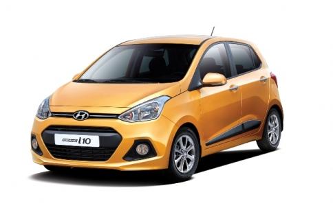 Hyundai Grand i10 ra mắt với giá từ 359 triệu đồng
