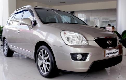 Kia Carens S 2014 giá từ 639 triệu đồng
