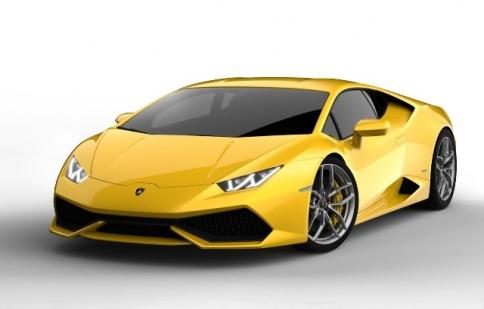 Rò rỉ thông tin về siêu xe Lamborghini Huracan LP610-4