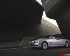 Thêm mẫu Rolls-Royce Ghost dành riêng cho thị trường Trung Quốc