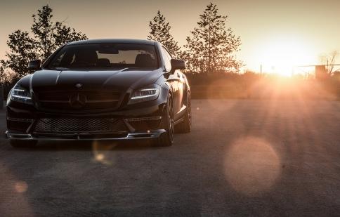 Vorsteiner nâng cấp Mercedes-Benz CLS 63 AMG