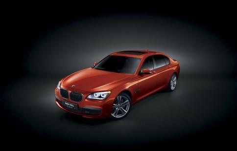 BMW 760Li dành riêng cho thị trường Trung Đông