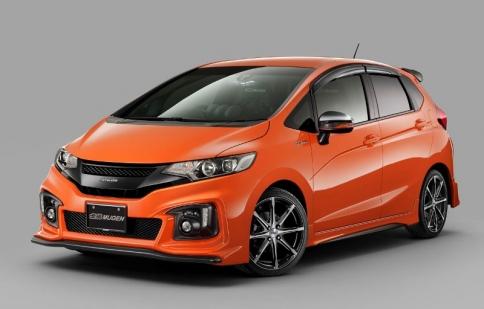 Honda trưng bày hàng loạt xe ở Tokyo Auto Salon