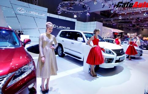 Những hãng xe mới khuấy động thị trường xe Việt 2013