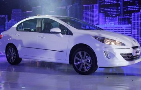 Chi tiết chiếc Peugeot 408 vừa ra mắt tại Việt Nam