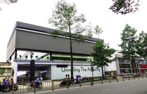 Sáng nay Lexus khai trương Showroom đầu tiên tại Việt Nam