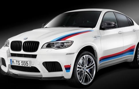 Sắp có thêm BMW X5 M, X6 M