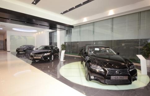 Thương hiệu Lexus chính thức ra mắt tại Việt Nam