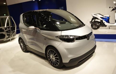 Yamaha gia nhập thị trường ô tô vào năm 2014