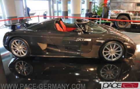 Koenigsegg CCX Edition có giá triệu đô