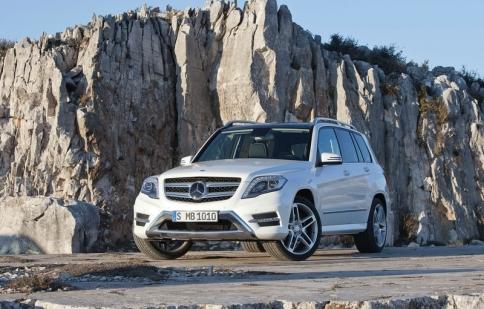 Mercedes-Benz GLC ra mắt vào 2016