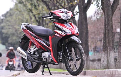 Mua Honda Wave S/RS/RSX hái lộc đầu năm