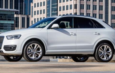 Audi Q3 SUV 2015 chính thức bán ra vào mùa hè này
