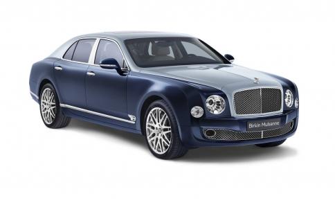 Bentley tung ra Mulsanne phiên bản đặc biệt