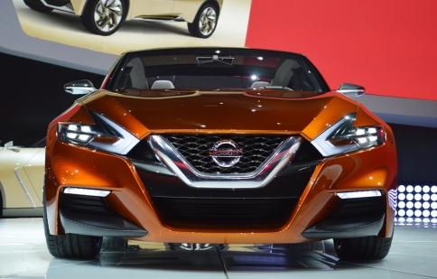 Detroit Auto Show 2014: Nissan Sport Sedan Concept – tương lai của Maxima
